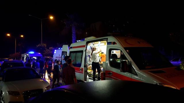 Side'de facianın eşiğinden dönüldü: 6 yaralı