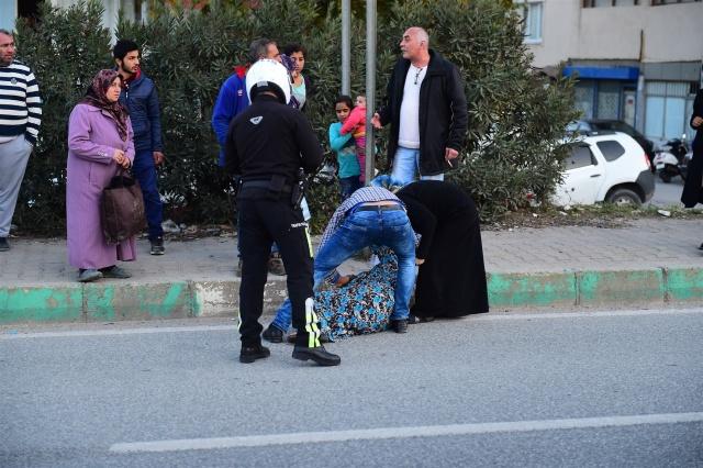 Bursa'da kamyon sürücüsü çocuğa çarptı! Durup kendini ihbar etti