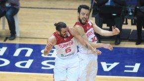 2019 FIBA Dünya Kupası Avrupa Elemeleri: Türkiye: 85 - Letonya: 73