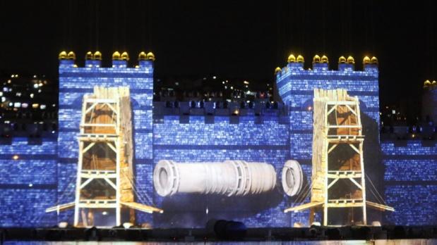 İstanbul'un Fethi'nin 565. yılı görkemli bir törenle kutlandı