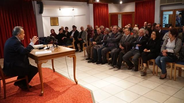 'Somut Olmayan Kültürel Miras' semineri