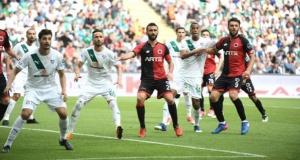Bursaspor, Gençlerbirliği'ne kaybetti