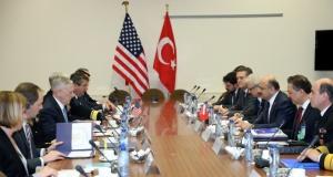 Savunma Bakanı Işık, ABD'li mevkidaşı Mattis ile görüştü