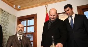 İçişleri Bakanı Süleyman Soylu, Çanakkale'de