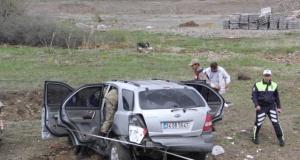 Erzincan'da trafik kazası: 6 yaralı