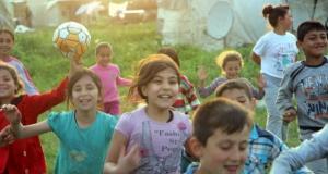 Bu çocuklar 5 ay çadırlarda yaşıyor