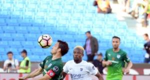 Trabzonspor - Bursaspor