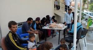 Hatay'da 23 mülteci yakalandı