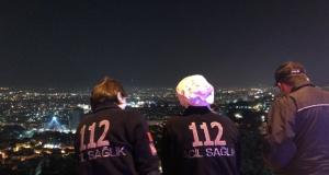 Bursa'da 25 metrelik uçurumdan motosikletle uçan genç kurtarıldı