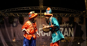 Şehr-i Ramazan etkinlikleri Merinos Park'ta devam ediyor