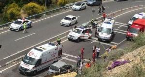 Muğla'da korkunç kaza
