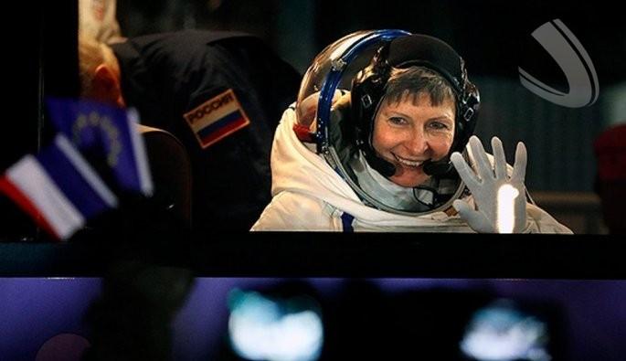 Peggy Whitson uzaydaki en yaşlı kadın olacak