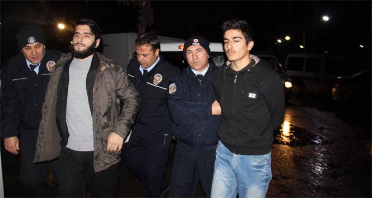 600 polisle DAEŞ operasyonu