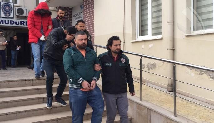 Bursada IŞİD operasyonu: 12 kişi yakalandı 80