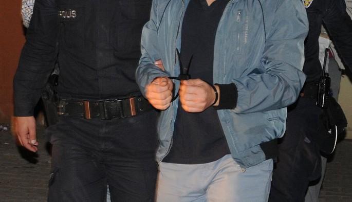 Ömerli ilçe başkanı gözaltına alındı