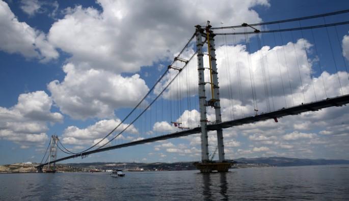 Osman Gazi Köprüsü'nün geçiş ücretlerine indirim