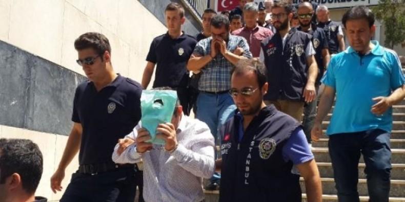 9 albay FETÖ'den gözaltına alındı