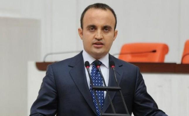 AK Parti Grup Başkanvekili Bülent Turan, ''Düşman askerleri de bu kürsüyü işgal edemedi''