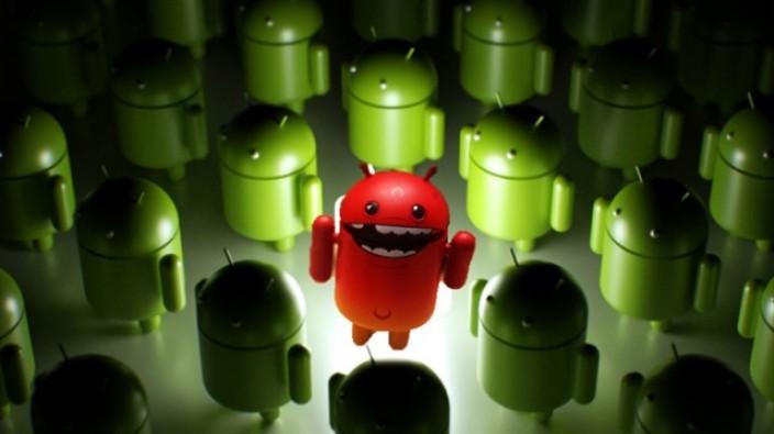 Android VPN uygulamaları virüs dolu