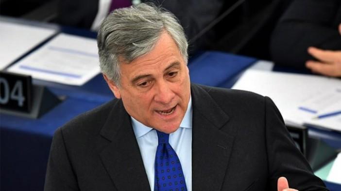 AP'nin Yeni Başkanı Antonio Tajani Oldu