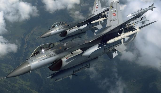 """Askeri kaynaklar """"Türk Jetler Operasyona katılmadı"""""""