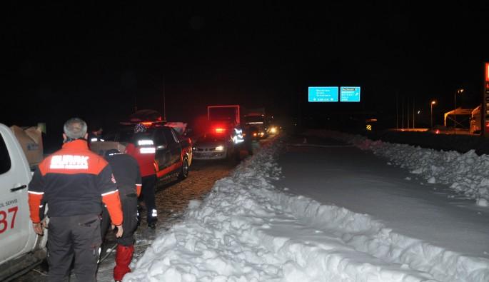 Bursa Bandırma Çanakkale yolu trafiğe açıldı