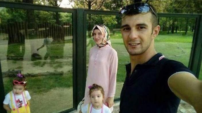 Bursa'da eşini ve ikiz kızlarını kaybeden acılı baba konuştu
