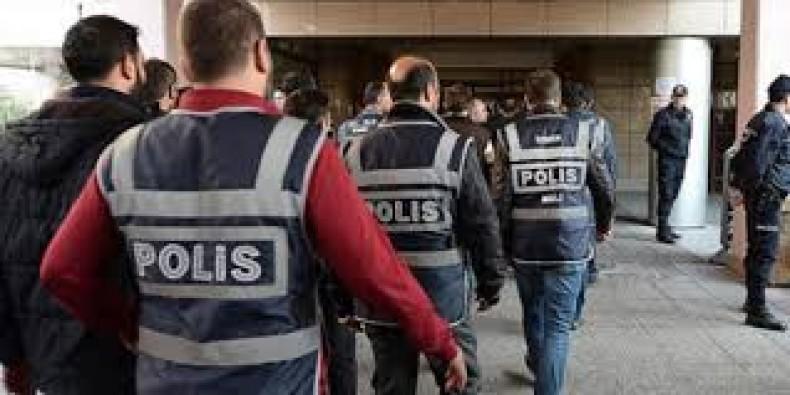 Bursa'da terör operasyonu: 4 gözaltı