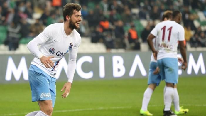 Bursaspor -1 - Trabzonspor: -2