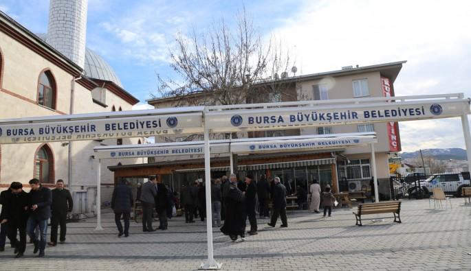 Camiler Bursa Büyükşehir Belediyesi ile restore ediliyor