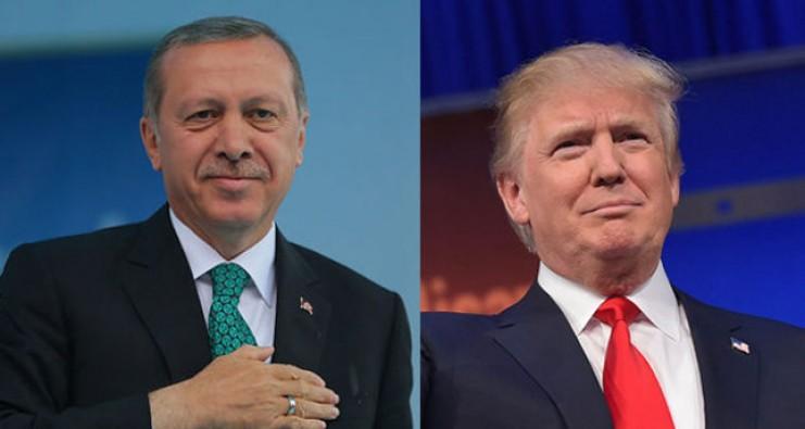 Çavuşoğlu'ndan Trump ve Erdoğan açıklaması