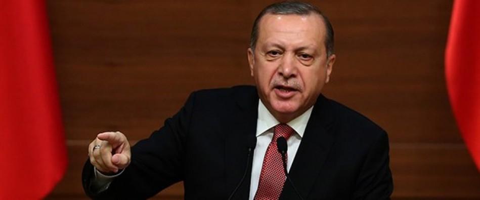 Cumhurbaşkanı Erdoğan 35'inci Muhtarlar Toplantısında hitap etti