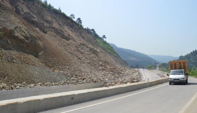 Dağ yöresinin yeni yol projesi ihaleye çıkıyor