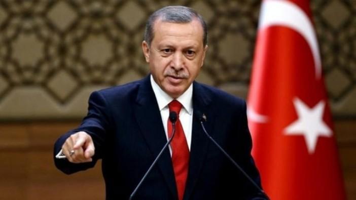 """Erdoğan """"Bunun Adı Ateşle Oynamaktır"""""""