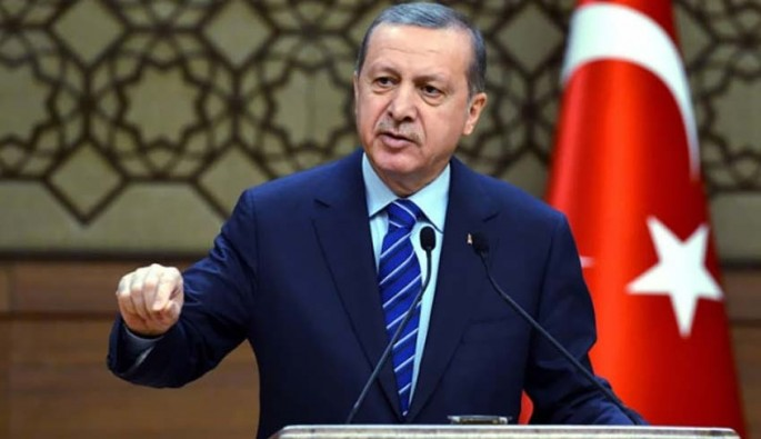 """Erdoğan """"Dostlarımızı uyarıyoruz"""""""