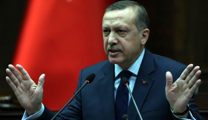"""Erdoğan """"İhanet çeteleri çökecek"""""""