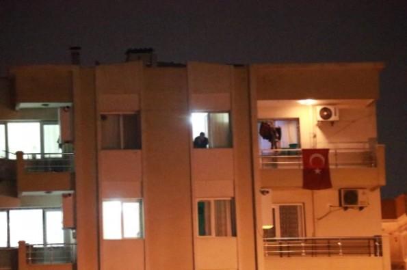 İzmir'de rehine krizi 13 saat sürdü