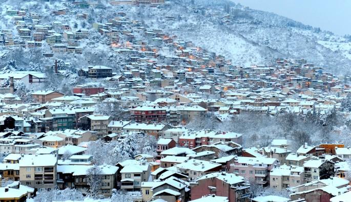 Kar yağışı Bursa'da devam edecek mi?