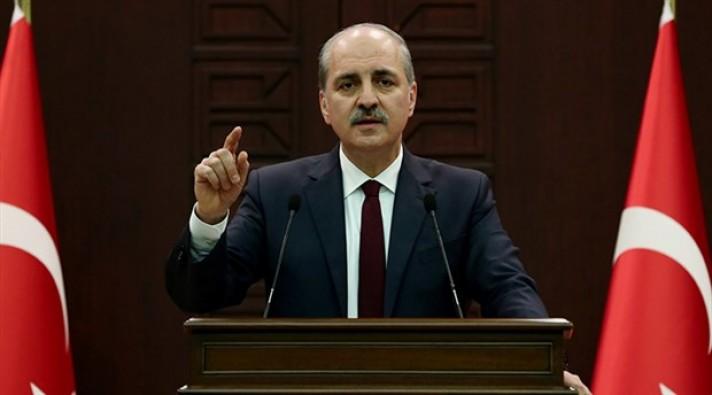"""Kurtulmuş """"Türkiye daha hızlı kararlar alacak"""""""