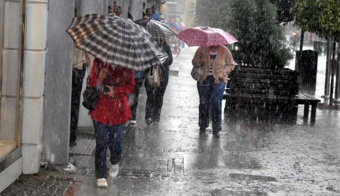 Meteorolojiden Bursa'ya sağanak yağış uyarısı