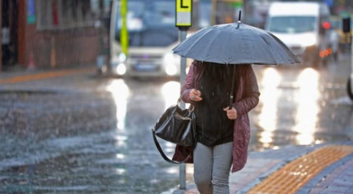Meteorolojiden Bursa'ya yarın için sağanak yağış uyarısı