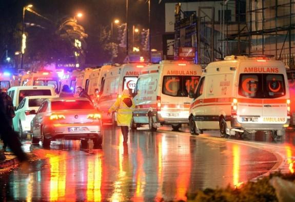 Ortaköy saldırısında gözaltı