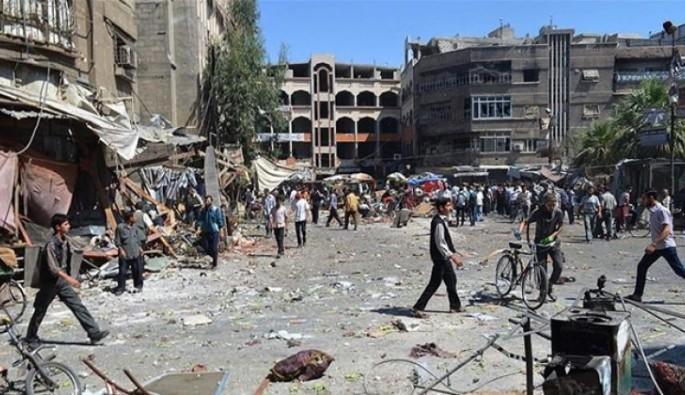 Suriye rejimi ateşkesi ihlal etti!