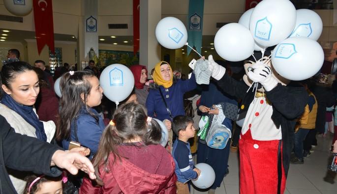 Yıldırım'da 'Çocuk Tiyatroları Festivali' başladı