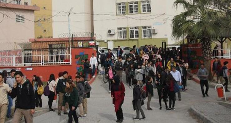 Adana'da lisede kantinci dehşeti: 4 öğrenci yaralı