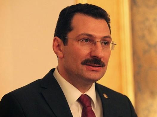 AK Parti Sakarya Milletvekili Yavuz ABD'de