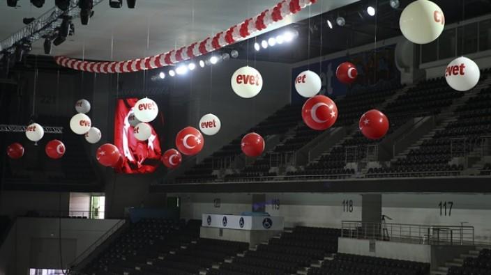 Ankara Arena herkese açık