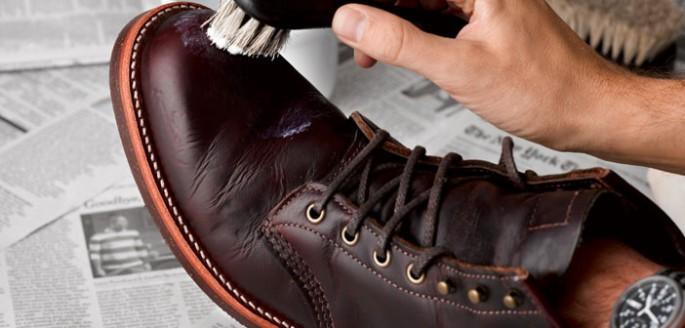 Ayakkabılardan lekeler nasıl temizlenir ?