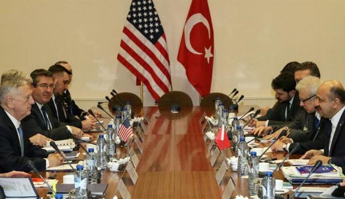 Bakan Işık ABD'li mevkidaşı Mattis ile görüştü