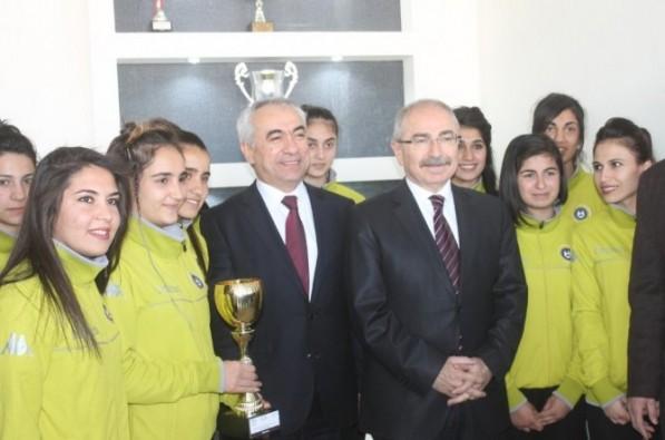 Bakan Yardımcısı Ersoy, Mardin'de